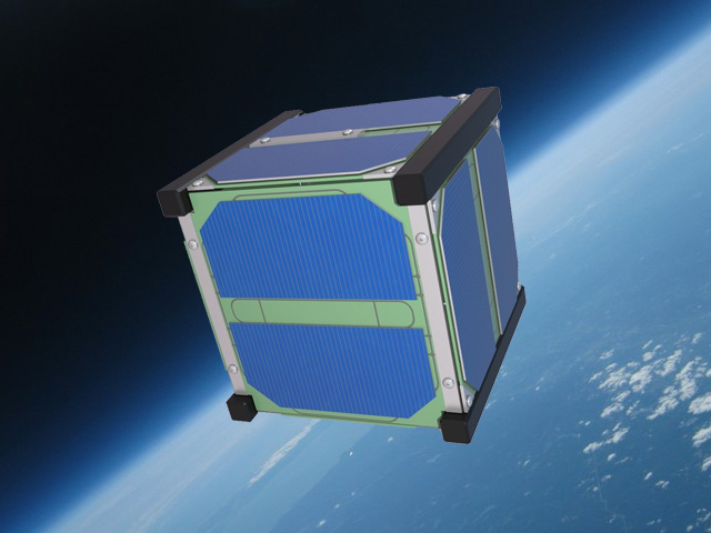 SkyCube – um satélite para todos!