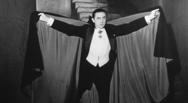 Bela Lugosi como Drácula