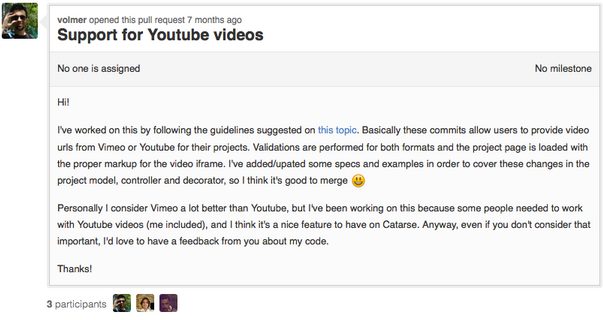 Youtube no Catarse   Google Drive