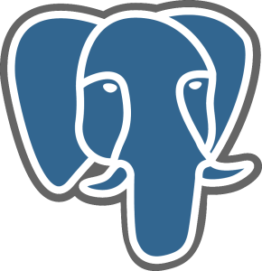 Mascote do PostgreSQL, banco de dados que instrumenta o Catarse