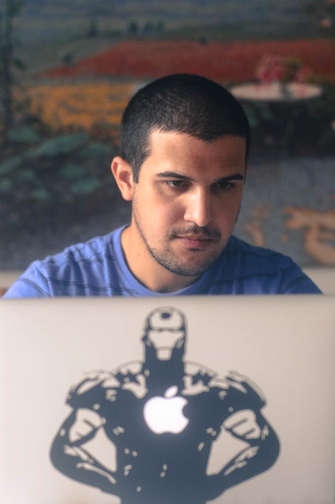 Iron Pedro Taraborelli