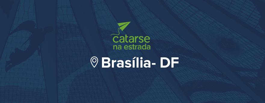 Catarse na Estrada: Um mecenas em Brasília