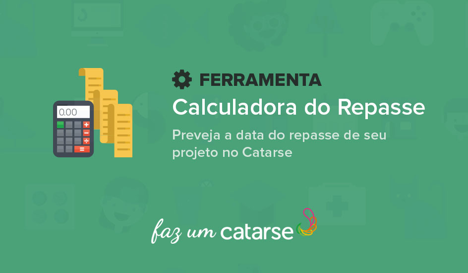 Calculadora de Repasse do Catarse