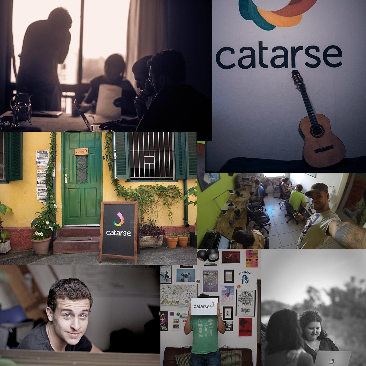 """""""O Catarse foi fundado em 2011 já com o DNA do trabalho remoto em suas veias."""" (Fotos: arquivo)"""