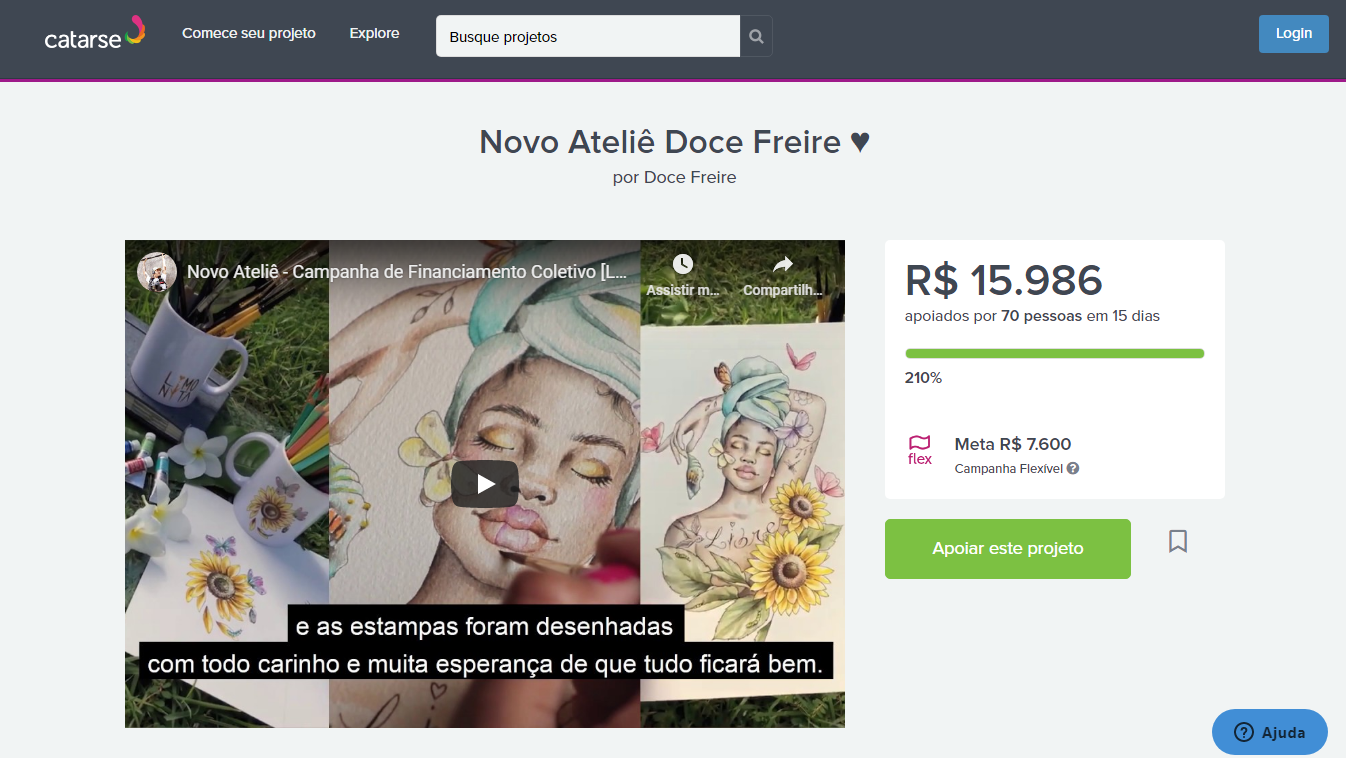 Novo Ateliê Doce Freire