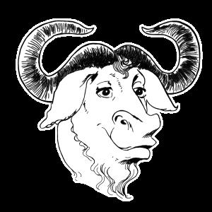 gerwinski-gnu-head