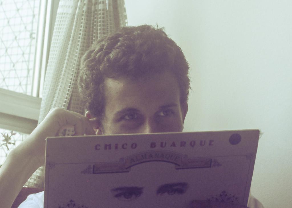Os olhos azuis de Luis e Chico