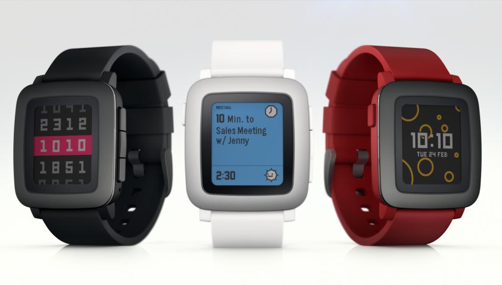 Pebble Time, que arrecadou US$ 20 milhões no Kickstarter