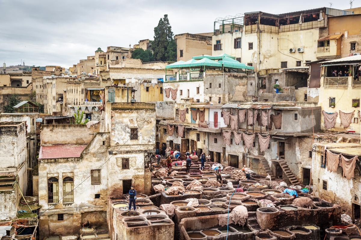 Cidade de Fez