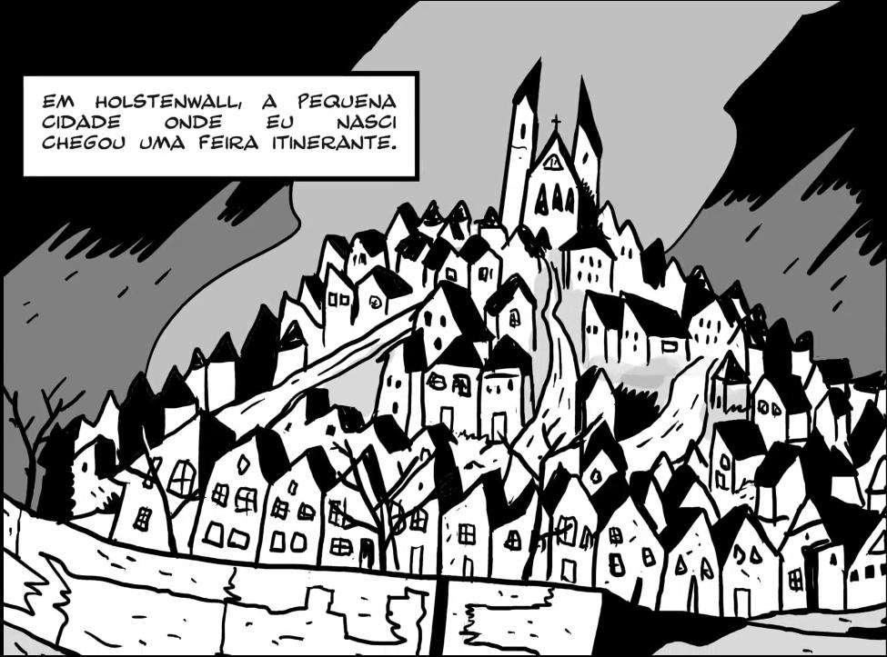 Imagem do projeto O Gabinete do Dr. Caligari
