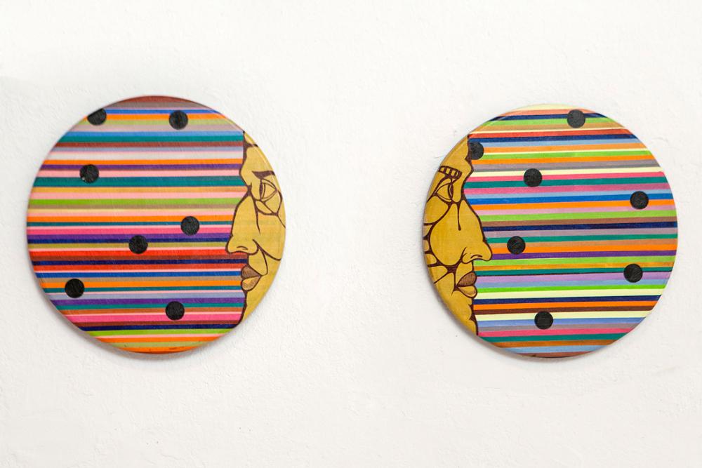 Obra de Robson Araújo, disponível como recompensa do projeto.