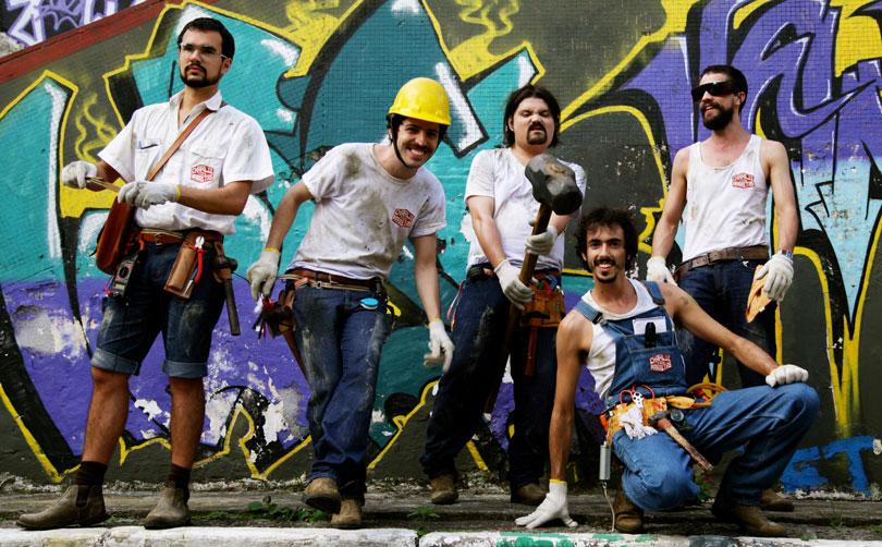 Banda Charlie e os Marretas vai ser apresentar no festival (divulgação)