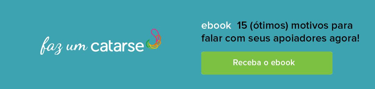 ebook motivos para se comunicar com apoiadores