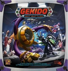 Capa do jogo Gekido